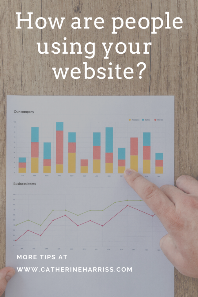 personal website use